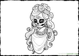 dead coloring pages getcoloringpages