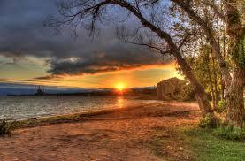 Wisconsin landscapes images Free stock photo of sunrise landscape at apostle islands national jpg