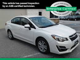 used 2016 subaru impreza for sale pricing u0026 features edmunds