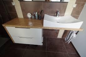 meuble cuisine a poser sur plan de travail meuble pour four encastrable a poser sur plan de travail maison