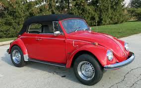 red volkswagen beetle 1969 volkswagen beetle connors motorcar company