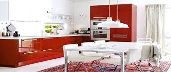 modele de decoration de cuisine dacco cuisine awesome cuisine et blanche