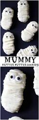 mummy nutter butter cookies halloween treat white chocolate