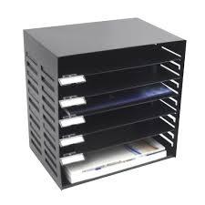 wonderful desk file holder set of 2 silver color width 4 on