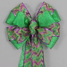 wreath bows tagged purple package bows