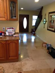 honing travertine floors travertine floor restoration
