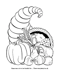 ideas collection thanksgiving food coloring pages free also