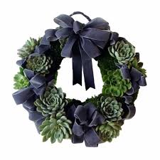 succulent wreath succulent wreath floral