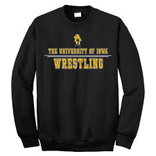 iowa hawkeye sweater hawkeyes crewneck sweathirt