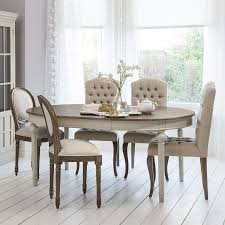 Extendable Dining Room Table And Chairs Oval Extendable Dining Table With Top Light Grey