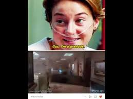Fault In Our Stars Meme - i m a grenade fault in our stars x breaking bad meme youtube