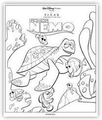 25 finding nemo coloring pages ideas watch