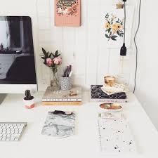Stainless Steel Desk Accessories Best 25 Cute Desk Decor Ideas On Pinterest Pink Bedroom Decor