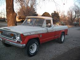 jeep truck r3dn3ck d33r 1972 jeep gladiator specs photos modification info