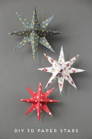 best 25 christmas stars ideas on pinterest paper ornaments