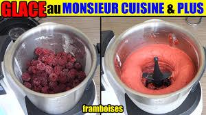 recettes cuisine plus glace monsieur cuisine plus lidl silvercrest thermomix recette