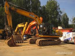 used jcb js 220s crawler excavators year 2011 price 66 289 for