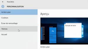 comment mettre un icone sur le bureau comment ajouter l icone du panneau de configuration au bureau sous