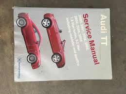 vwvortex com fs audi tt bentley service manual