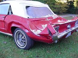 1968 mustang rear end many returns part ii a mustang chariot