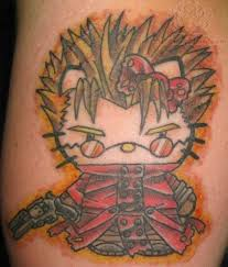 anime tattoo images u0026 designs