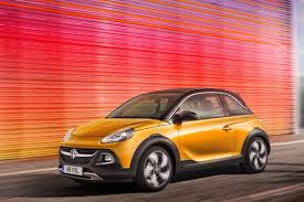 opel adam interior roof new opel and vauxhall adam rocks stays true to concept
