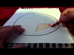 drawing and sketching the planets part 1 mercury youtube