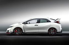 grey honda civic 2018 honda civic type r prototype unveiled