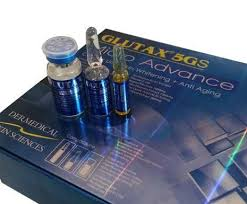 Glutax Inj glutax 5gs micro advanced glutathione injections at rs 7500 box