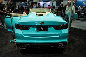 lexus convertible 2016 convertible 2016 kia optima concept heads to sema