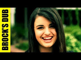 Rebecca Black Memes - rebecca black friday brock s dub youtube