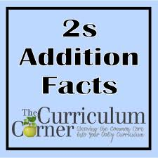 addition timed test pages the curriculum corner 123