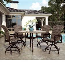 Patio High Table And Chairs Outdoor Patio Furniture Becker Outdoor Living Twin Cities