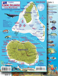 where is cook islands located on the world map cook islands fish card franko s fabulous maps of favorite places