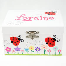 personalized ballerina jewelry box ladybugs personalized ballerina jewelry box nanycrafts