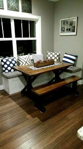 kitchen nook table ideas audacious astonishing small kitchen table bench seating ideas