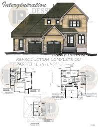 plan de maison de r u0026eacute novation unifamiliale multifamiliale