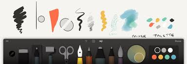 my top 3 apps for sketch notes drawing and untethered board work