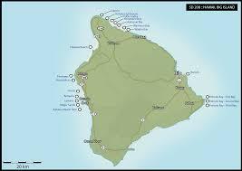 Map Of Hawaii Big Island Surfing Atlas Store U003e U003e Travel Guides U003e U003e Hawaii U003e U003e Big Island