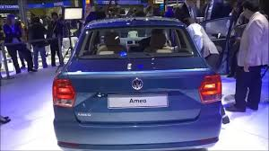 volkswagen ameo silver vw ameo compact sedan 360 degree looks video youtube