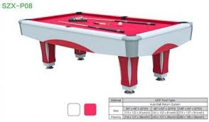 best quality pool tables best quality and factory pool table szx p08 to guyana factory