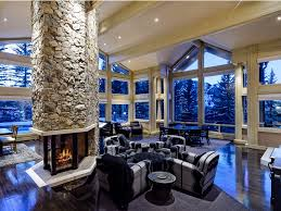 Most Luxurious Home Interiors Mansion Rentals In Aspen Business Insider