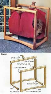 Diy Firewood Rack Plans by Best 25 Firewood Rack Plans Ideas On Pinterest Wood Rack
