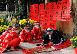 tet and traditional activities tourism