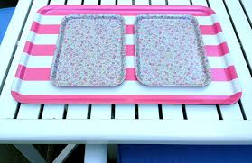Ikea Pink Plates by Sammer Party