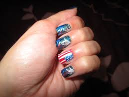 nail designs 4th of july manicures