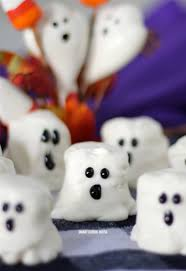marshmallow ghosts smart house