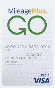 go prepaid card is the mileageplus go visa prepaid card worth it points with a crew