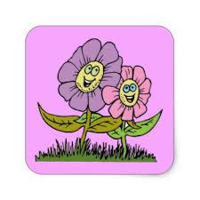 Smiley Flowers - smiley flower stickers zazzle com au