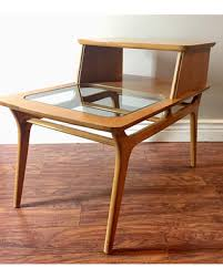 mid century end table memorial day s hottest sales on original vintage mid century modern